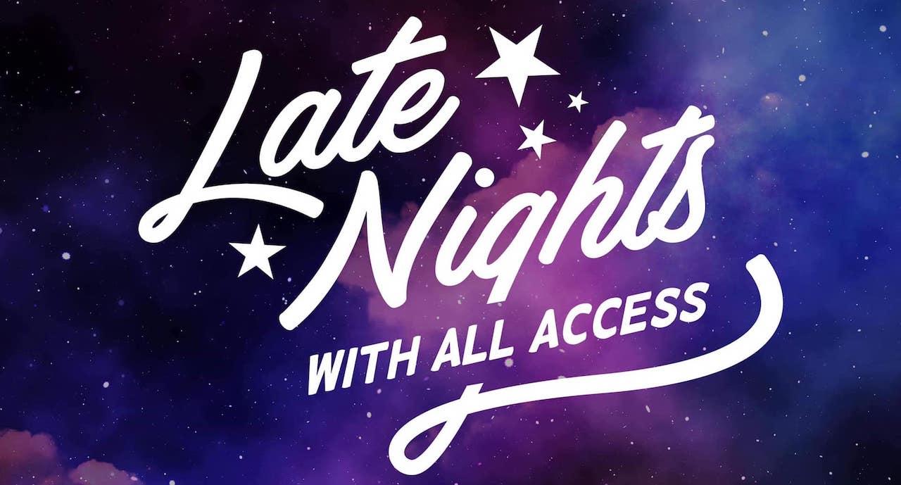 Late Nights Logo